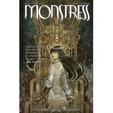 Cómic - Monstress 01