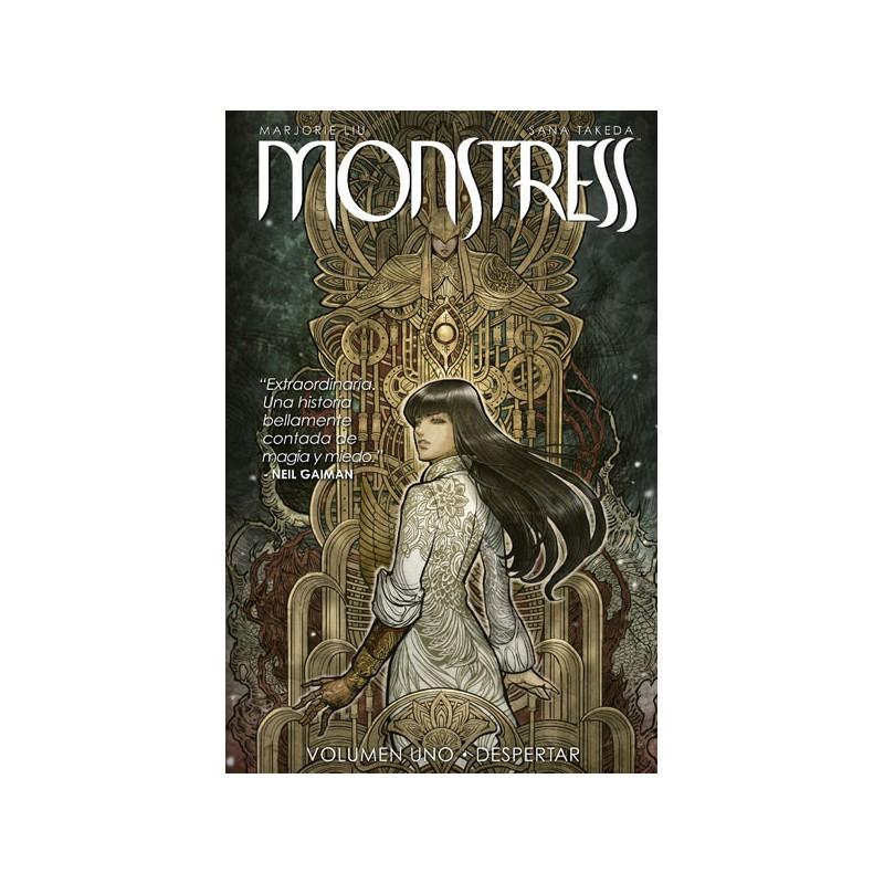 Cómic - Monstress 01