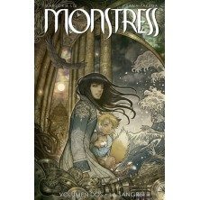 Cómic - Monstress 02