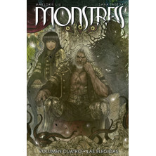 Cómic - Monstress 04 - Las elegidas