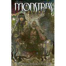 Cómic - Monstress 04 - Las elegidas