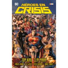 Cómic - Héroes en crisis (tomo)