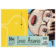 Cómic - Pack de iniciación - Inio Asano