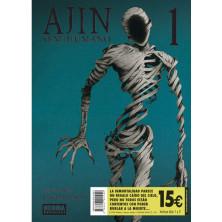 Cómic - Pack de iniciación - Ajin