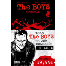 Cómic - The Boys 01 (integral)