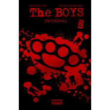 Cómic - The Boys 02 (integral)