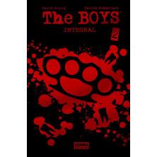 Cómic - The Boys 02 (integral)