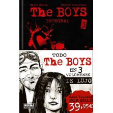 Cómic - The Boys 03 (integral)