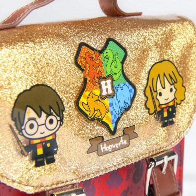 Bolso bandolera Harry Potter - Hogwarts (infantil)