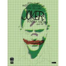Cómic - Joker: sonrisa asesina 1