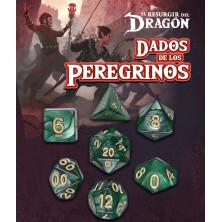 Set de dados de los Peregrinos - Verde Ssuchuq
