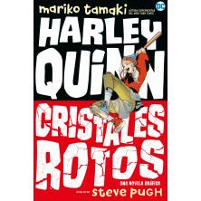 Cómic - Harley Quinn - Cristales rotos