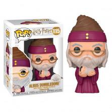 Figura Funko Pop - Albus Dumbledore con bebé Harry - Harry Potter 115