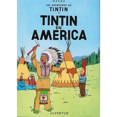 Tintín en América - 3 (tapa dura).
