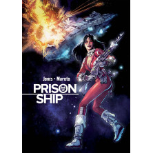 Cómic - Prison Ship (Inglés)