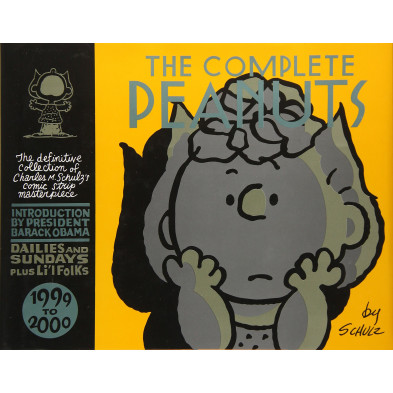 Cómic - The Complete Peanuts: 1999 to 2000 (Inglés)