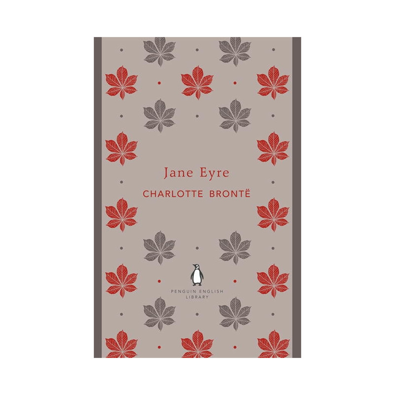 Libro - Jane Eyre - The Penguin English Library edition (Inglés)