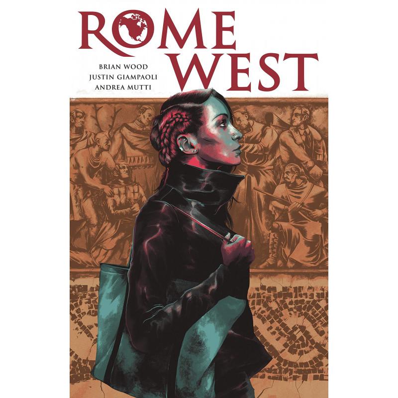 Cómic - Rome West (Inglés)