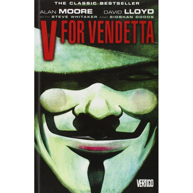 Cómic - V for Vendetta
