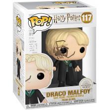 Figura Funko Pop - Harry Potter 117 - Malfoy con araña (Whip Spider)