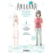 Anohana 01