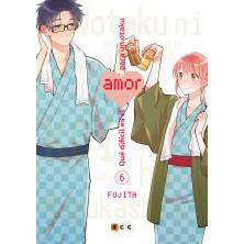 Cómic - Qué difícil es el amor para un otaku 06