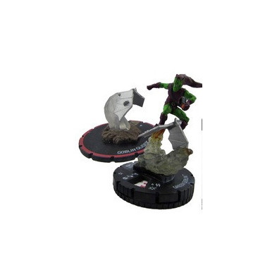 Figura de Heroclix - Green Goblin 050 + Goblin Glider S005