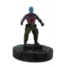 Figura de Heroclix - Blue Union Jack 028