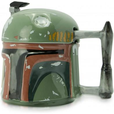 Taza 3D Star Wars - Boba Fett
