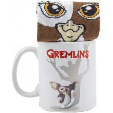 Pack para regalo - Gremlins (taza y calcetines)