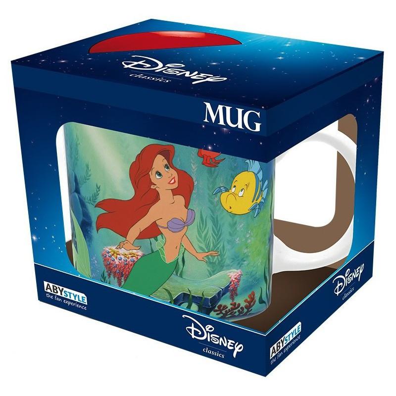 Taza Disney - La Sirenita: Bajo el mar