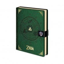 Libreta Premium - La leyenda de Zelda