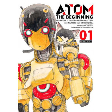Atom the beginning 01