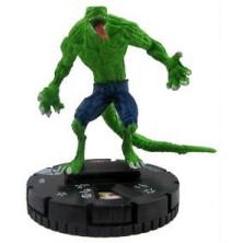 Figura de Heroclix - Lizard 003