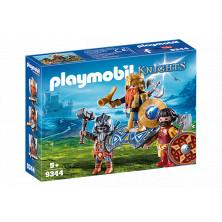 Rey de los enanos - Playmobil 9344