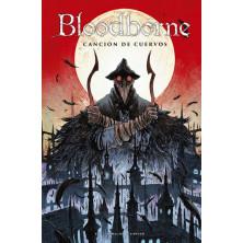 Cómic - Bloodborne 3 - Canción de cuervos