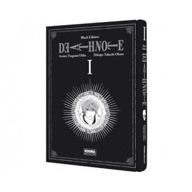 Death Note - Black Edition 1
