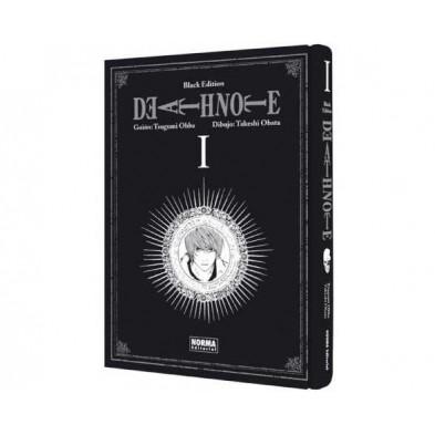 Death Note - Black Edition 1