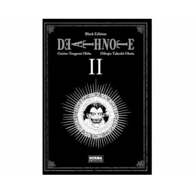 Cómic - Death Note - Black Edition 02