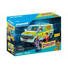 Scooby-Doo! - La Máquina del Misterio - Playmobil 70286