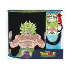 Taza térmica Dragon Ball - Broly y Gogeta
