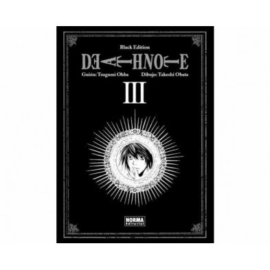 Cómic - Death Note - Black Edition 03