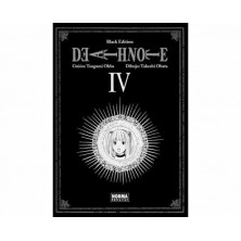 Cómic - Death Note - Black Edition 04