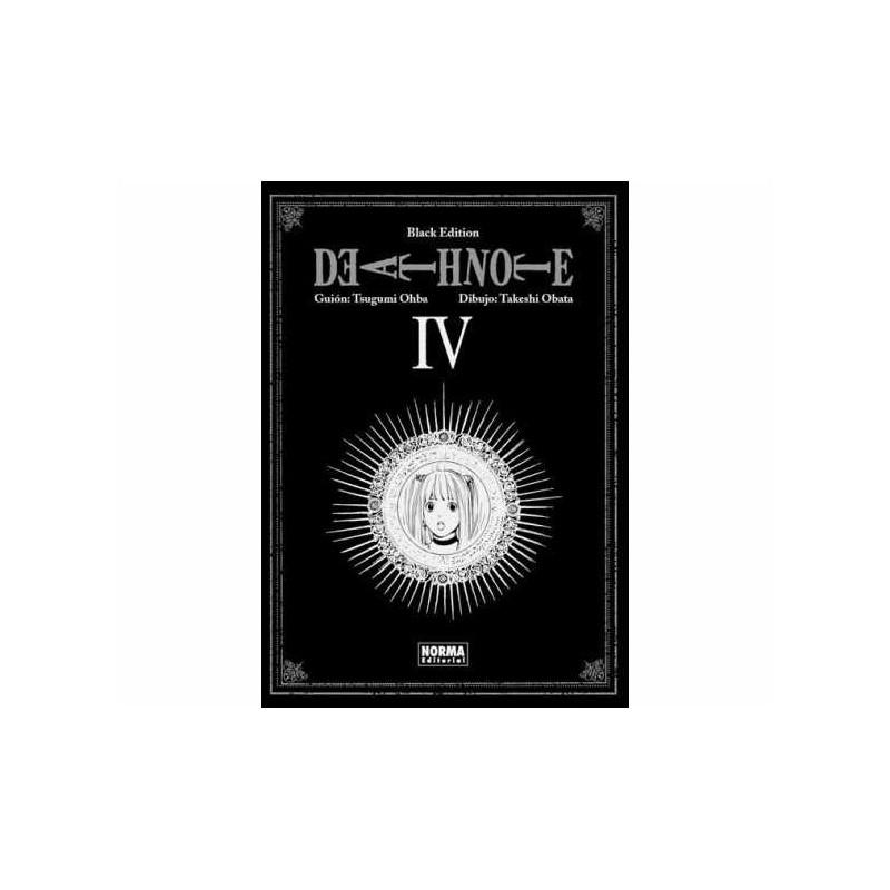 Death Note - Black Edition 4