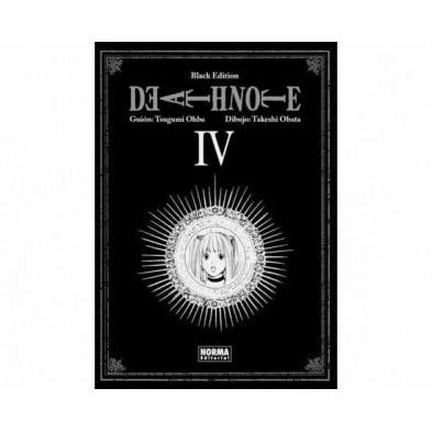 Cómic - Death Note - Black Edition 04