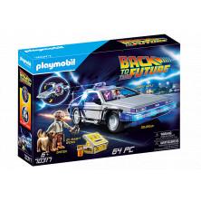 Regreso al futuro: DeLorean - Playmobil 70317