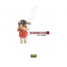 Cómic - Desaparecido 01