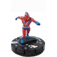 Figura de Heroclix Commander Steel 007