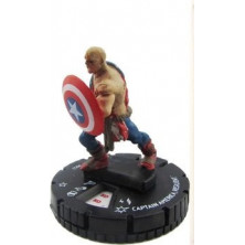 Figura de Heroclix - Captain America Resilient 052