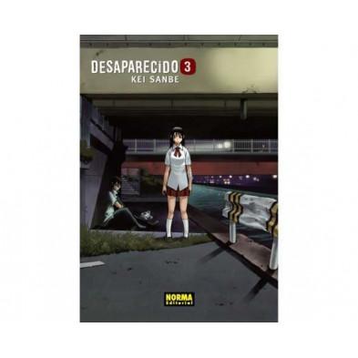 Cómic - Desaparecido 03